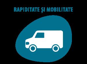 Spalatorie covoare rapiditate si mobilitate